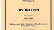 James Clarke Grade 4
