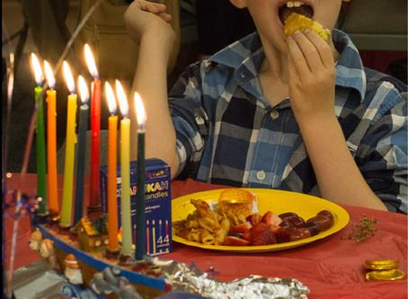 Chanukah party Dec. 18