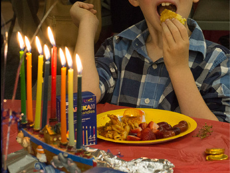 Chanukah party Dec. 18