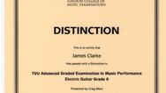 James Clarke Grade 6