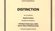 Sophia Kunaka Preliminary