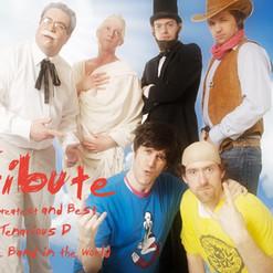 Tenacious D tribute band