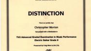 Christopher Morton Grade 8