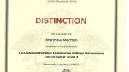 Matthew Madden Grade 6