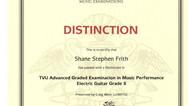 Shane Firth Grade 8