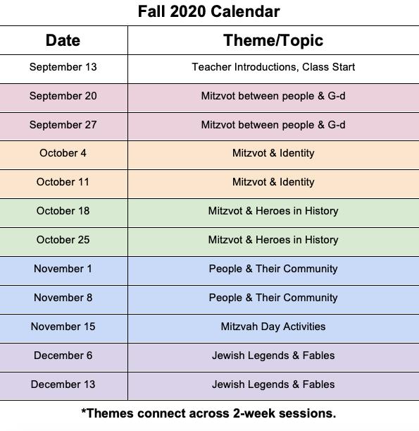 Fall 2020 image