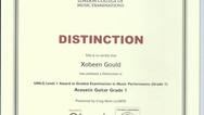 Xobeen Gould Grade 1