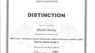 Charlie Burley Grade 5
