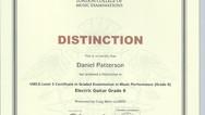 Daniel Patterson Grade 6