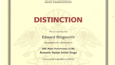 Edward Illingworth Initial