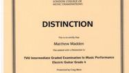 Matthew Maden Grade 4