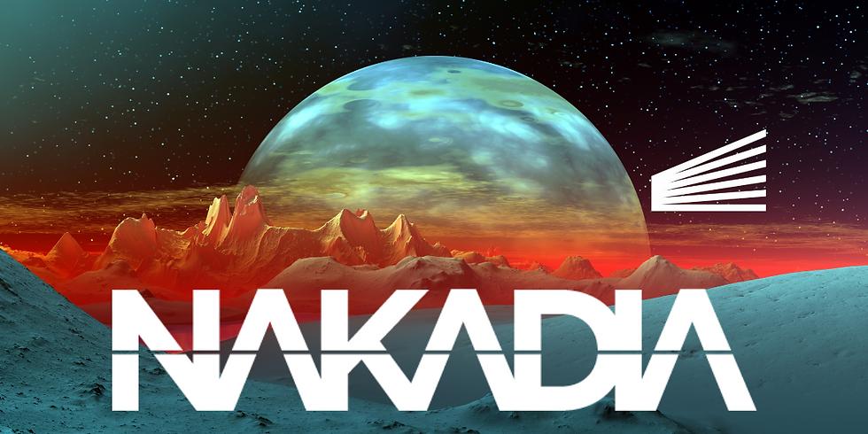 RABBIT IN THE MOON  - NAKADIA - FL!M - THE SHIVA⁶