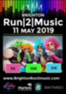 Run2Music Poster - Finished - just front