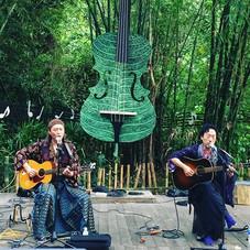 インドネシアLANJONG ART FES ! #kamuhibiking #l