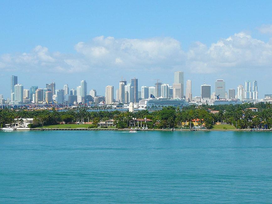 Landscape Photo of Fort Lauderdale Beach