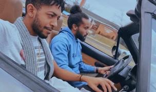 Prince Pronto & The Atlantean driving through Maryland