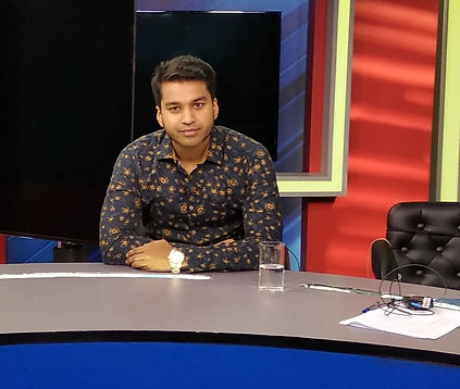 CA. PARAG GUPTA on TV 18 Channel