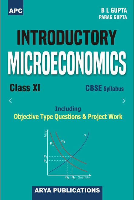 Best Micro Economics Book By CA Parag Gupta