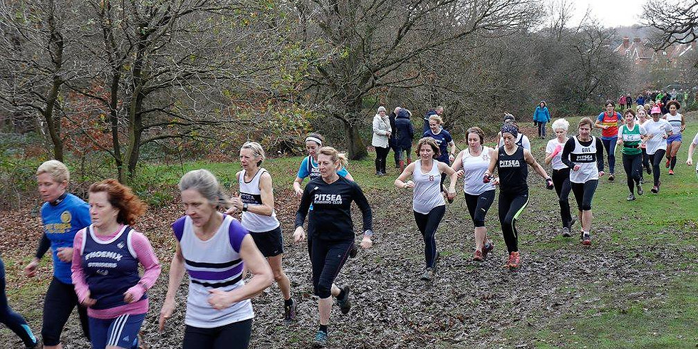 Essex Cross-Country Relay