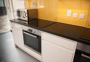 Veterans Aid London Kitchen Workstation.