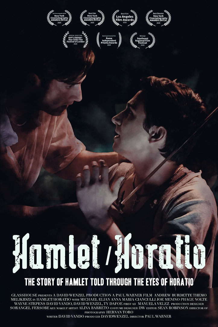 Hamlet Horatio Poster Version 2 7 10 202