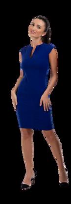 Blue Tokyo Dress