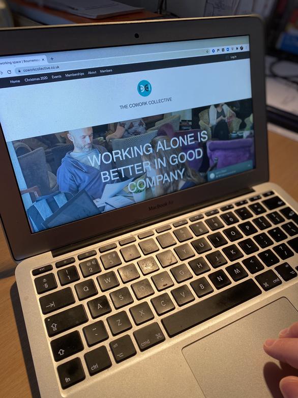 Cowork Collective website