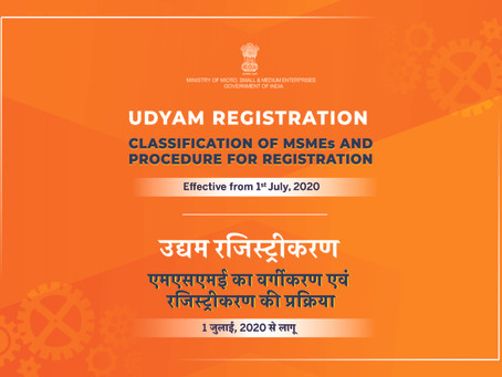 Udyam Registration information Booklet