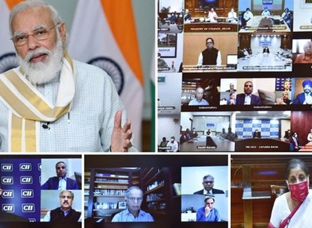 PM Modi Unveils 'Transparent Taxation' Platform & Country's First Taxpayers' Charter