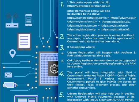 From Udyog Adhaar to Udyam Registration, All you need to know