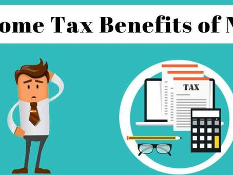 National Pension System & Benefit under Income tax Act.