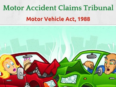 Motor Vehicles Act, 1988 - Taxability of Claim & Interest received