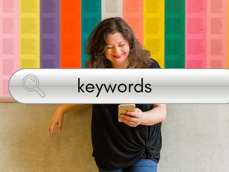 A DIY Guide to SEO | Part 2: Keywords