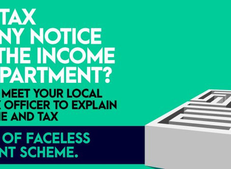 Income Tax Department Hopes to Complete All Faceless e-Assessments by mid-September