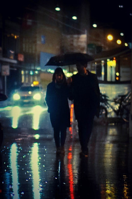 """Rainy Summernight"" © Bastian Peter"