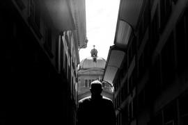 """""""Back to work"""" © Mark Wyss"""