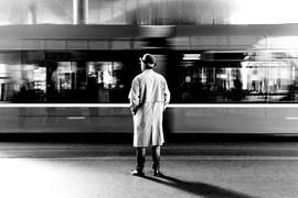 """Waiting"" © Mark Wyss"