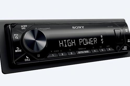 Sony | DSX-GS80