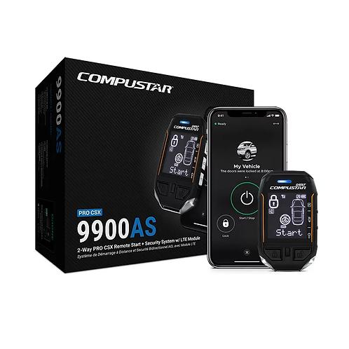Compustar   CSX 9900