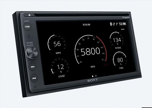 Sony | XAV-AX210