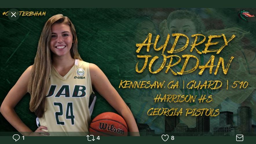 Audrey Jordan