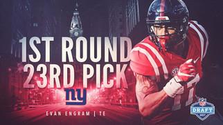 NFL Draft 1st Round