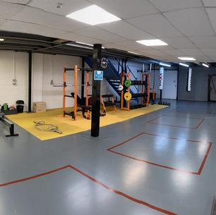 Functional Training Zone