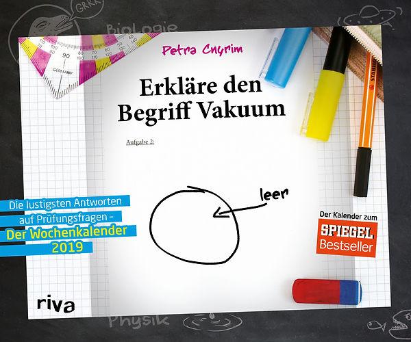 Petra Cnyrim Erklare den Begriff Vakuum.
