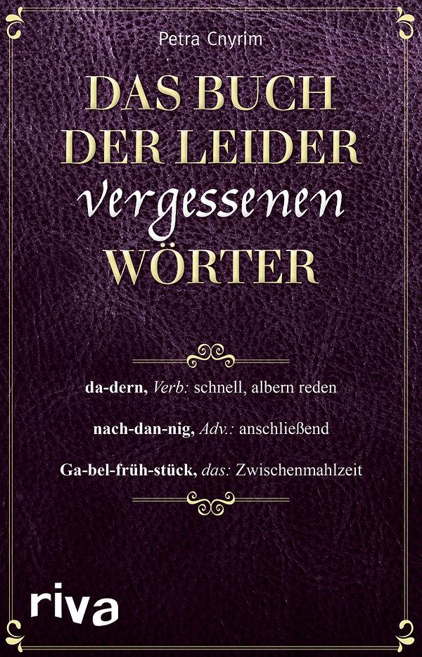 Petra Cnyrim Das Buch der leider vergess