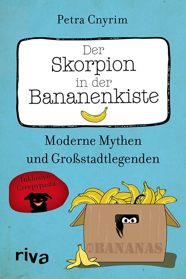 Petra Cnyrim Der Skorpion in der Bananen