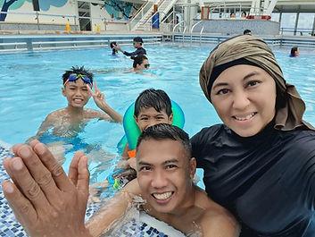 Burkini _ Burqini _ Modest swimwear _ Modest swimsuit _ Maillot de bain Islamique _ Islami