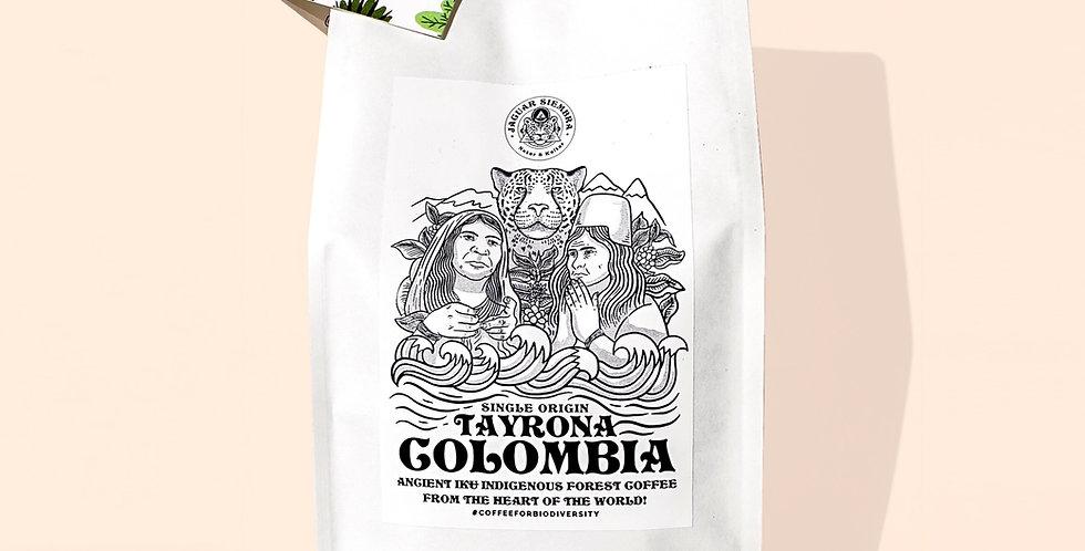 1kg Tayrona - Coffee for Biodiversity!