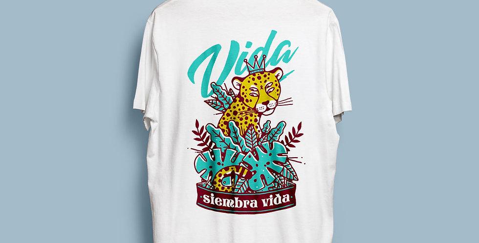 Jaguar Siembra White T-shirt