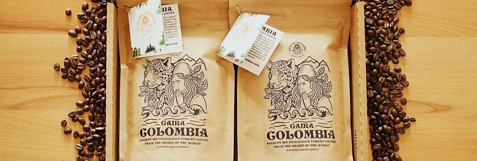 500g Coffee for Biodiversity Club!